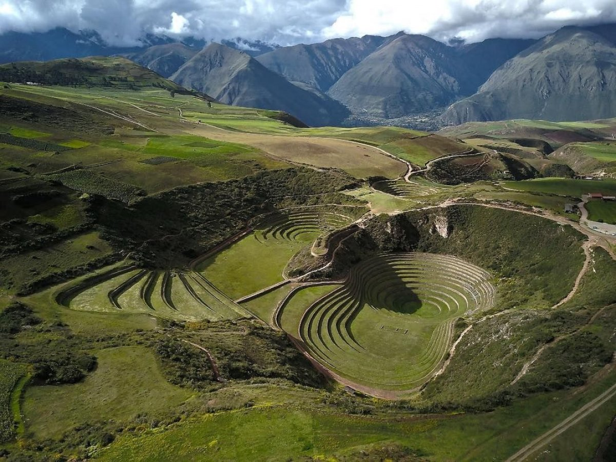 Maras and Moray Biking Tour